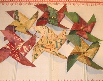 Elegant Home For The Holidays Pinwheels  (12)