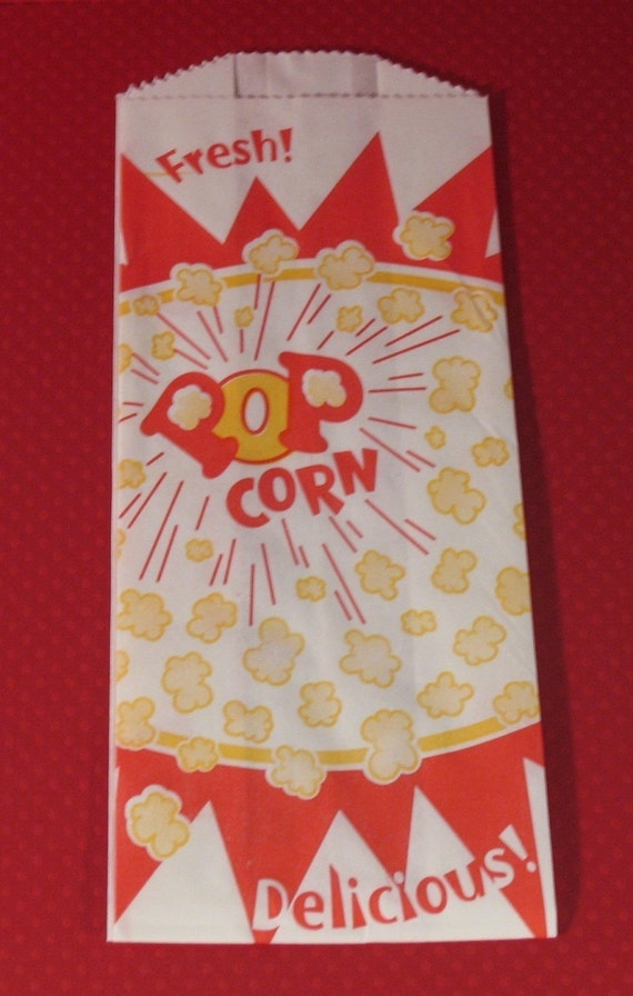 Popcorn Bags: Where To Buy Small Popcorn Bags