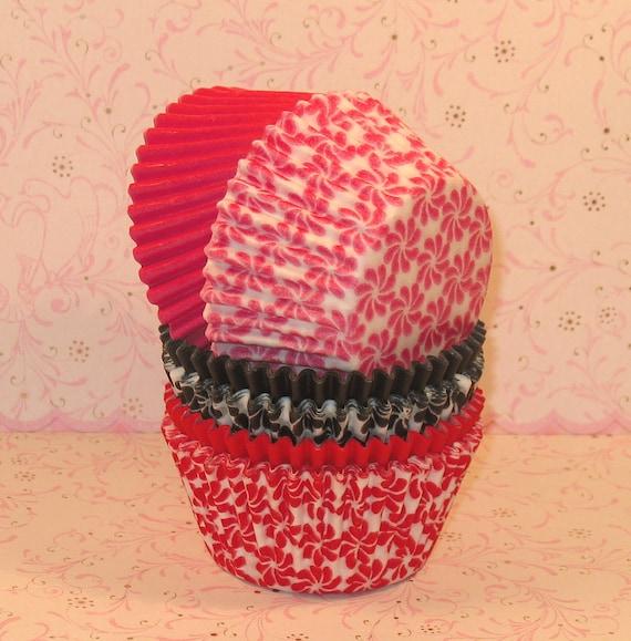 Pinwheel Cupcake Liner Party Pack  (60)