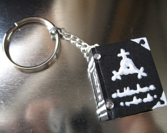 Zexion's Lexicon Keychain