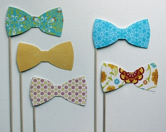 Photo Booth Prop. Photobooth. Photo Prop. Bow Ties and Hair Bows