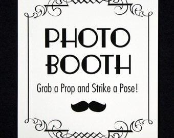 INSTANT PDF Downlaod. Photo Booth Sign. Photo Booth Prop. Photobooth Prop. Photo Booth. Wedding Decor. Wedding Photos, Wedding Reception