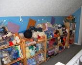 DESTASH - Surprise Box o' Yarn - FREE SHIPPING