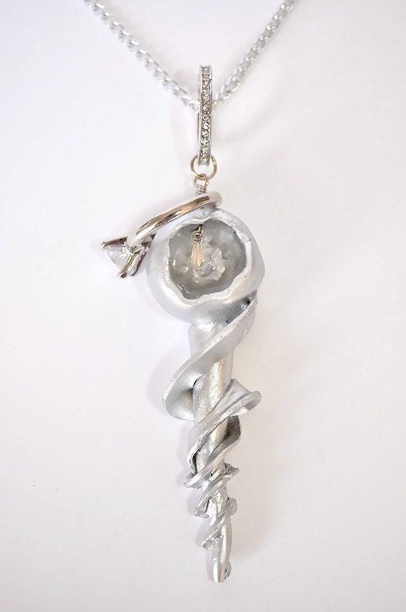 Fantasy Engagement Necklace