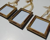 Small French Decor Wood Photo Frames - Housewares