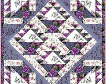 Note Cards, Blank, 10 Quilt Designs, Country, Traditional, Patchwork, Quilts, Primitive, Variety of 10 Cards, 2 of each card