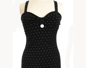 Ladies Polka Dot Bettie Top