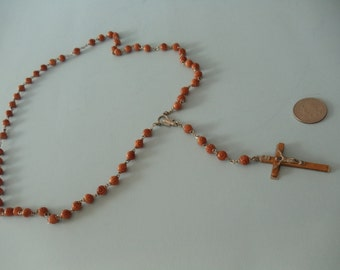 Seed Rose Rosary Beads