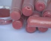 Faeiry Dust Bubblegum Pink Tinted Lip Butter: Healing Organic Natural - Intensive Moisturizer for Dry Lips