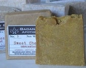 Organic Carrot & Honey Face Soap - All Natural Soap, Handmade Soap, Unscented Soap, Moisturizing Soap