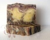 Handmade Madagascar Soap: Clove Cinnamon Vanilla Shea Butter Bar Soap - Artisan Soaps
