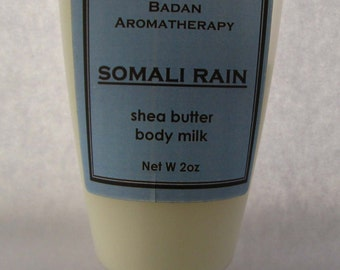 Somali Rain 2oz Intensive Shea Butter Body Cream