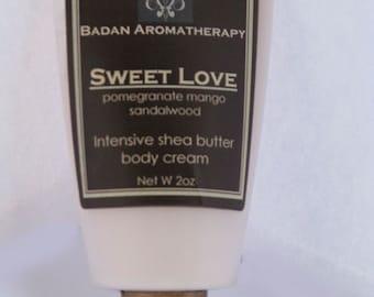 Sweet Love 2oz Intensive Shea Butter Foot Cream