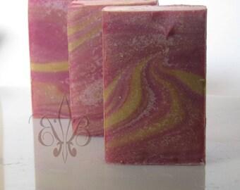 Starship Handmade Soap: Starfruit & Mango Shea Butter Soap - Artisan Soaps