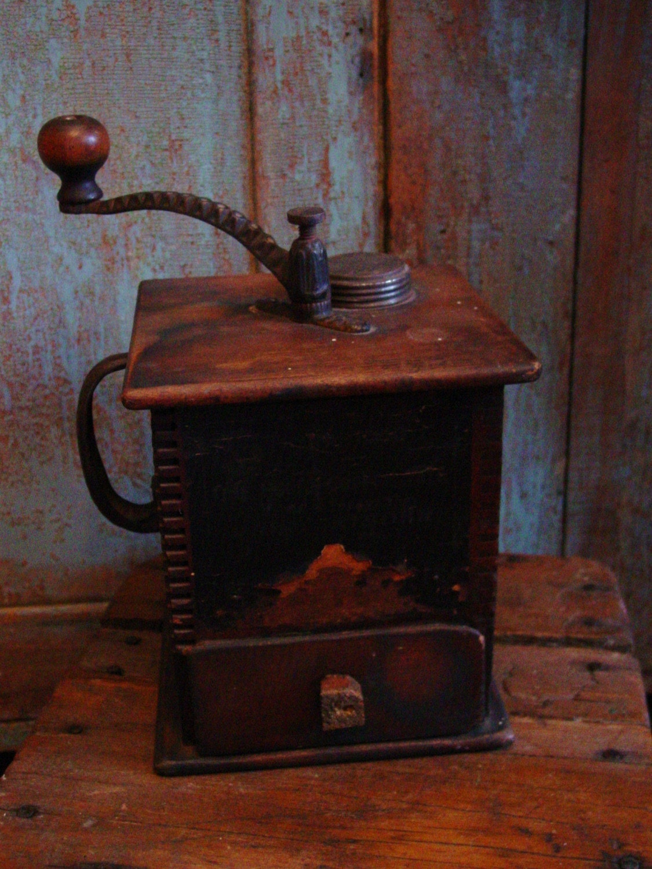 Vintage Cupboard Decor