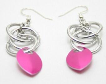 More Colors - Scale Orbital Earrings