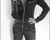 vintage Ericka Brooke pantsuit xs-m