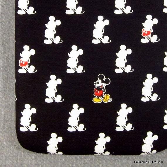 SALE 50% OFF Kindle Padded Sleeve - Mickey Mouse Club - Last One