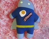 Breakfast Superhero
