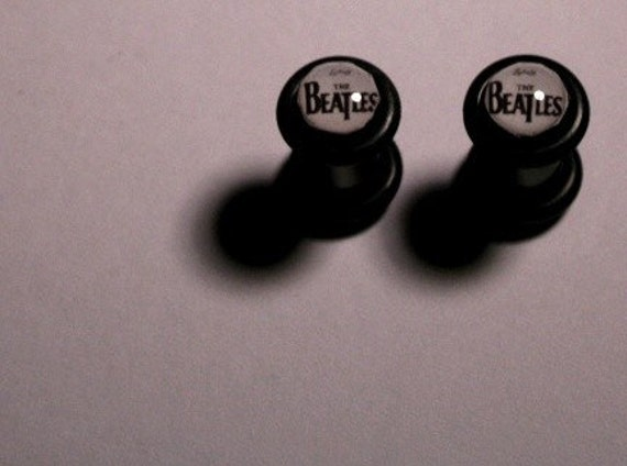 Etsy Plugs 2g The Beatles Plugs 2g