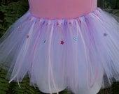 Sweet Girly Lavender, Blue, Pink Playtime Tutu Dress Up Fun