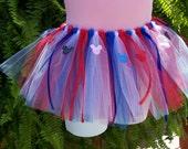 Red White Blue Minnie Playtime Tutu Dress Up Fun