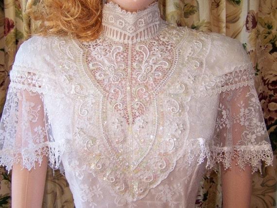 Sale Wedding Dress Jessica Mcclintock Bridal Size M Shop Sale