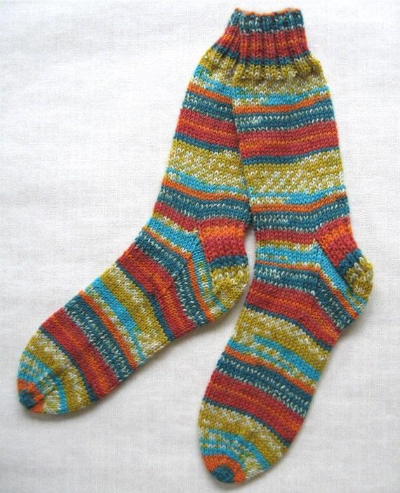 Hand Knit Socks for Women