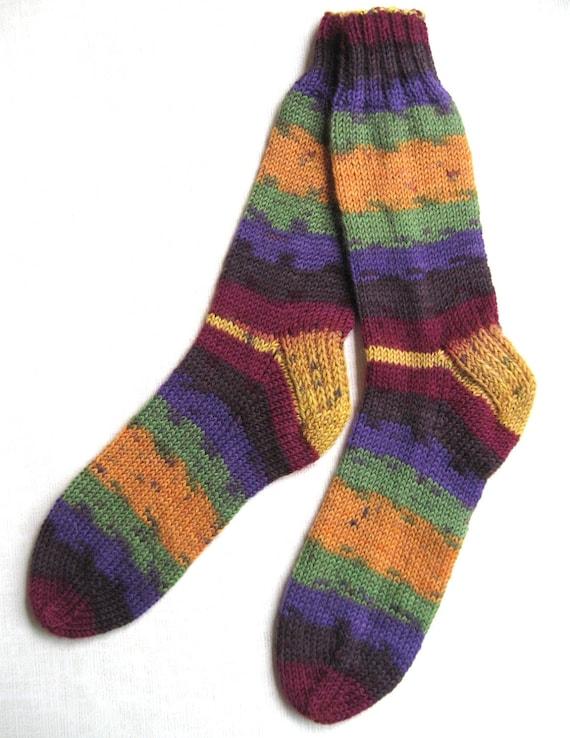 Handknit Socks for Women