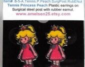 Tennis Princess Peach