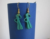 Vintage Gumbi Earrings