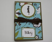 Pregnancy journal and keepsake-great maternity gift for expecting mom