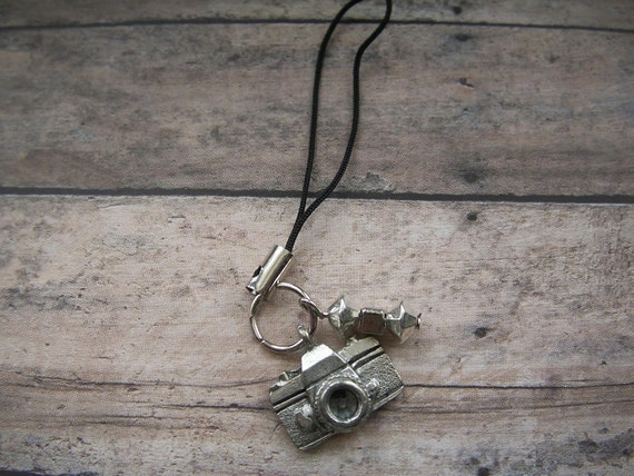 camera cell phone or camera charm
