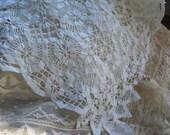 Battenburg Lace Coverlet