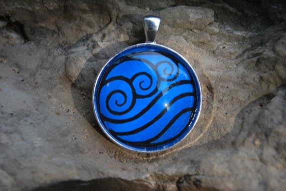 Large Water Tribe Pendant