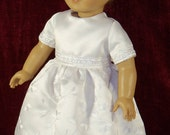 18 inch Doll Special Occasion Dress