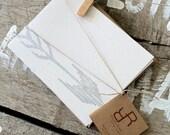 Arrow - Set of 8 Blank Cards