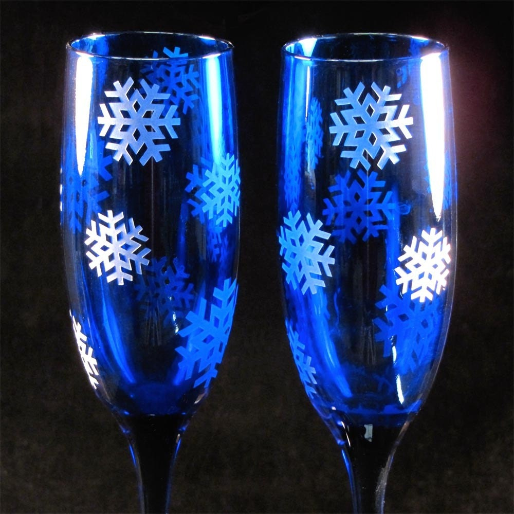 Nozze personalizzata Champagne Flutes