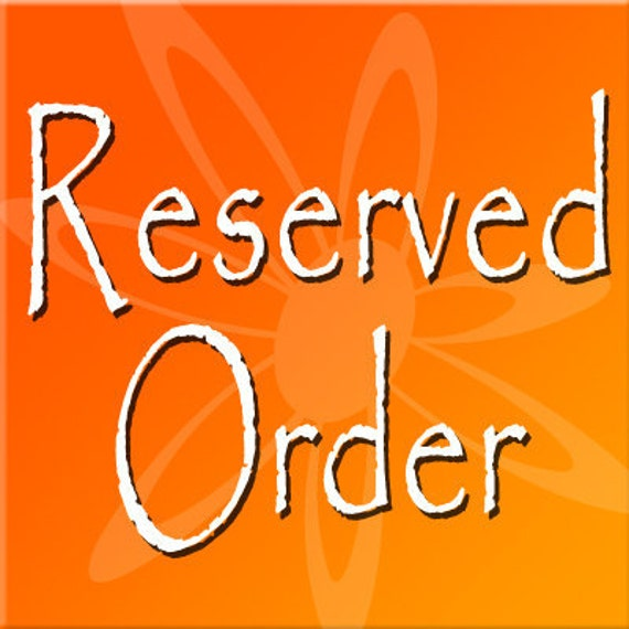Reserved Listing for Heather Wilson - Custom Kitchen Wording