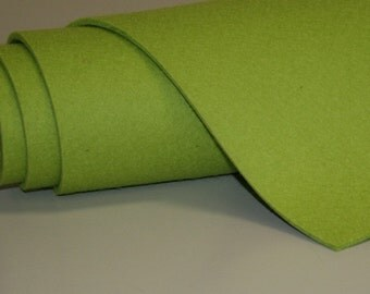 "5mm Thick Merino Wool Felt Fabric Felt Material By The Yard 28"" x 36"""