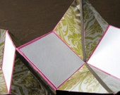 Collapsible Cards (Raspberry Lime)