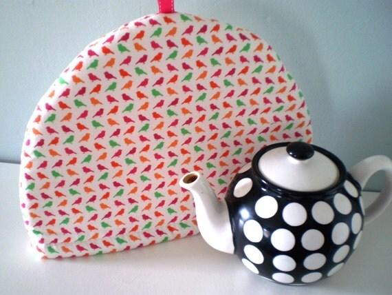 Tweet Tweet Teapot Cozy