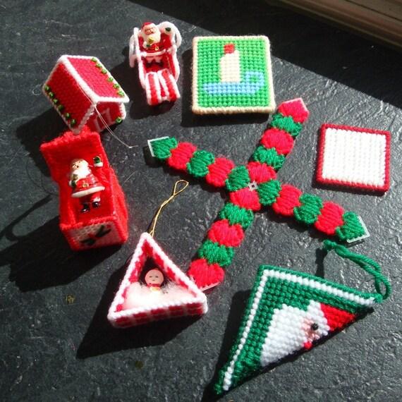 Items Similar To Sale Vintage 1980s Christmas Tree