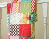 Its A Hoot Baby Blanket