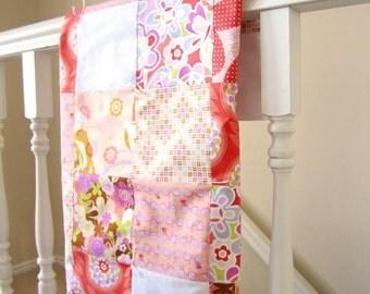 Weekends Baby Blanket