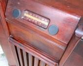 Vintage Philco Radio case A-361