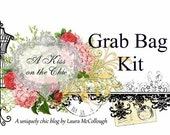 Grab Bag FULL of Scrapbooking Products YOU LOVE