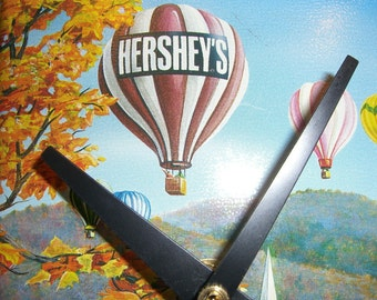 Hershey's Tin Recycled\/Upcycled