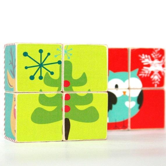 Christmastime Block Puzzle