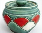 On Sale Colorful Little Jar